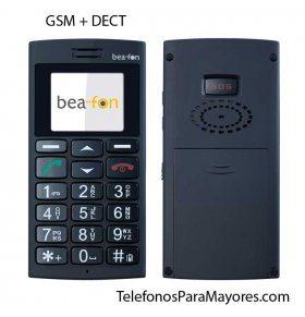 Beafon S700, teléfono inalámbrico y móvil, 2 en 1
