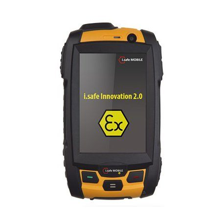 ISAFE Innovation 2.0 smartphone atex industrial