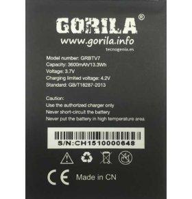 Bateria Gorila Sherpa V7 3600mAh