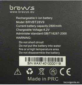 Bateria Gorila V9 V9H 2800mAh
