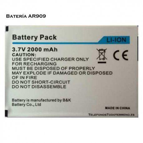 Bateria para Bravus AR909