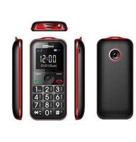 Maxcom MM560 movil senior con tecla SOS