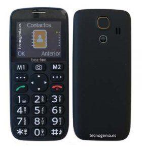 Beafon SL240 teléfono para mayores