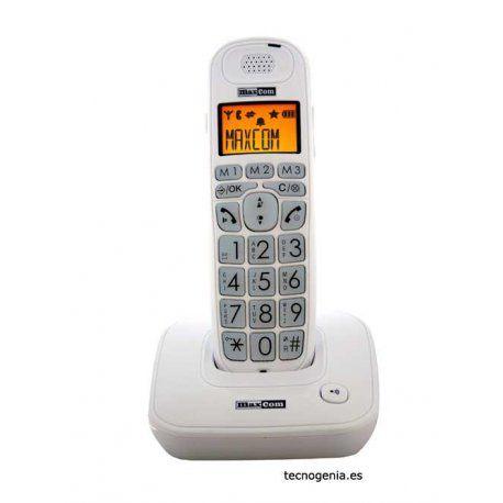 Maxcom MC6800 inalámbrico mayores