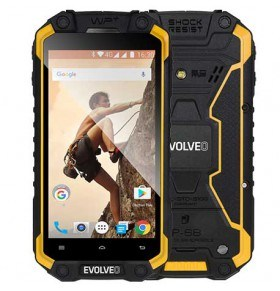 Evolveo StrongPhone Q9 rugged smartphone