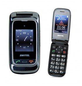 Switel M270D móvil con tapa