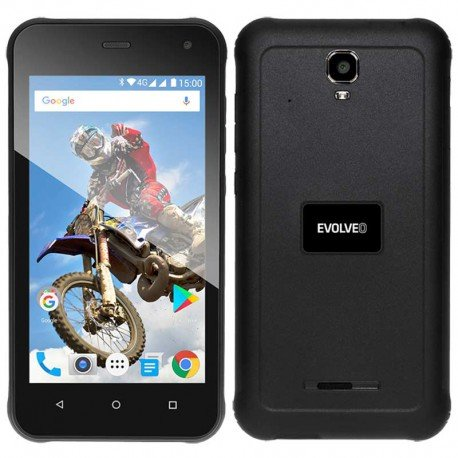 Evolveo StrongPhone G2 móvil todoterreno