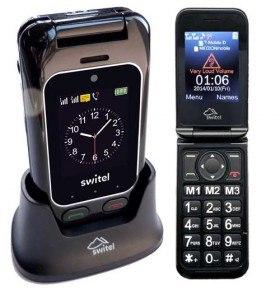 Switel M800 3G movil mayores