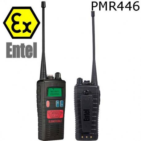 Entel HT953 Walkie ATEX