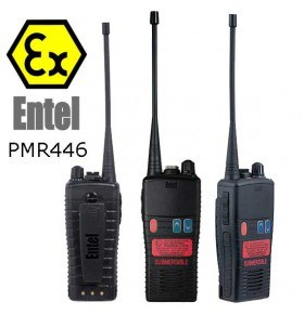 Entel HT952 Walkie ATEX
