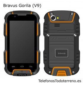 Bravus Gorila V9H smartphone todoterreno
