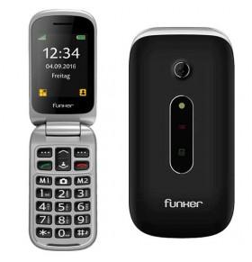 Funker C75 móvil para mayores