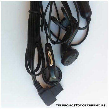 Auriculares Bravus y Militartec