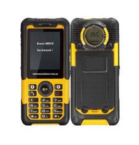 Bravus LM801B, telefono todoterreno