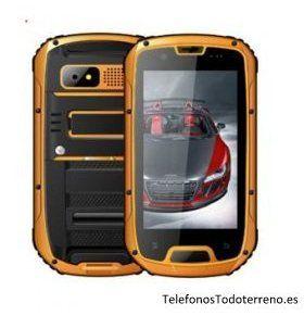 Bravus S09 smartphone todoterreno Quad Core