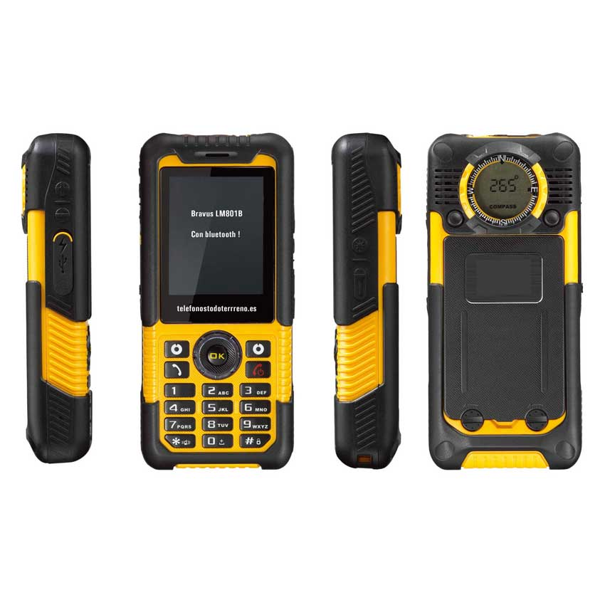 LM801B telefono todoterreno