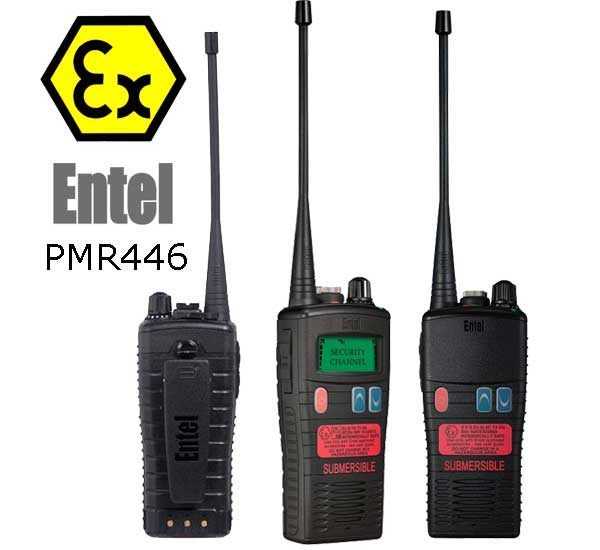 Walkies atex Entel HT952 HT953