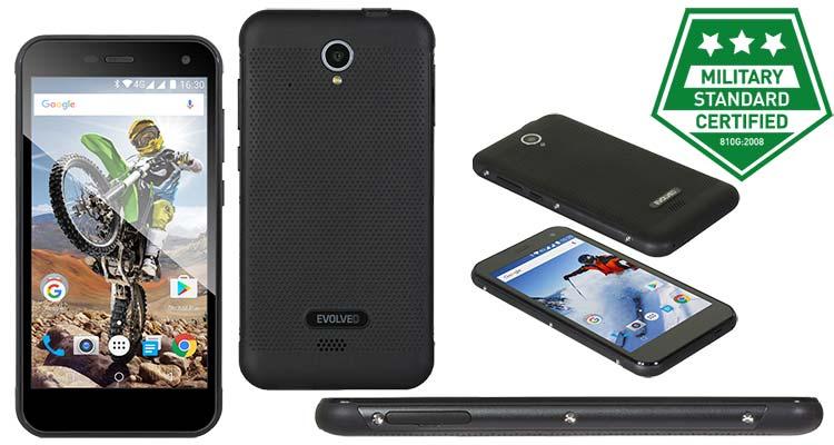 Evolveo Strongphone G4 smartphone resistente