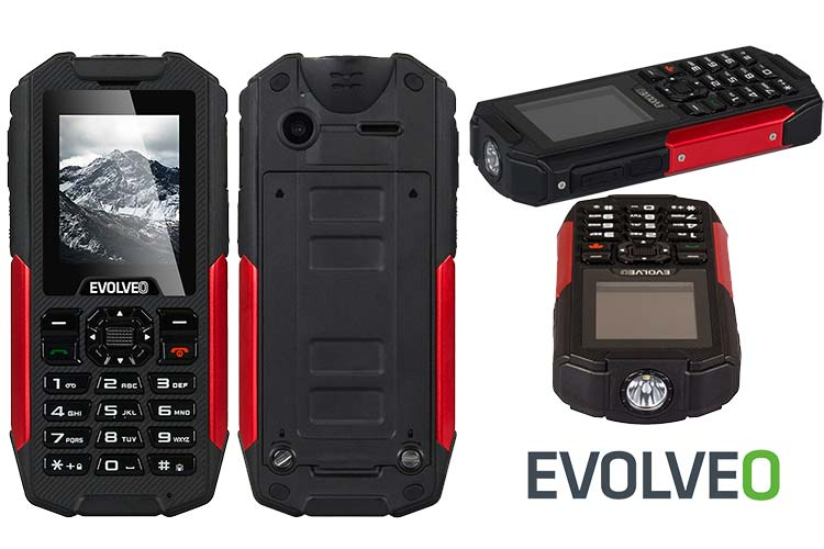 Evolveo StrongPhone X3 Robusto