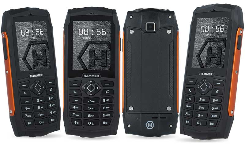 Teléfono Hammer 3 Plus