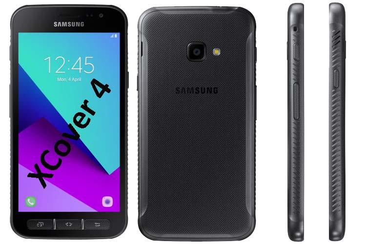 Vistas Galaxy XCover 4 G390F