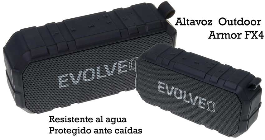 Altavoz Outdoor Evolveo FX4