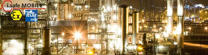 ATEX para uso industrial
