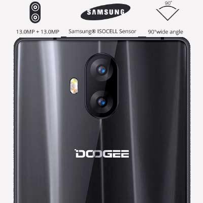 Doogee Mix Lite con cámara dual