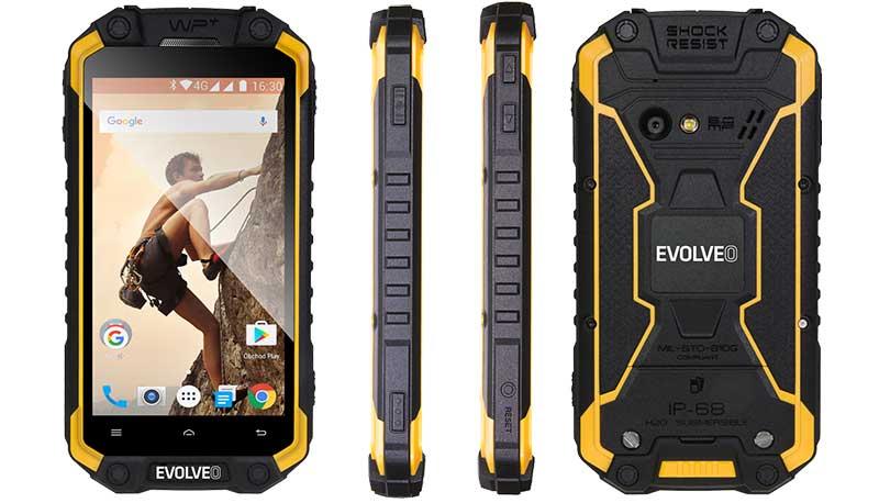 Evolveo Q9 telefono movil resistente