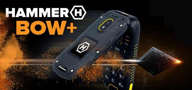 Móvil Todoterreno Hammer BOW+