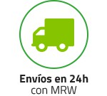 Envío urgente 24h por MRW